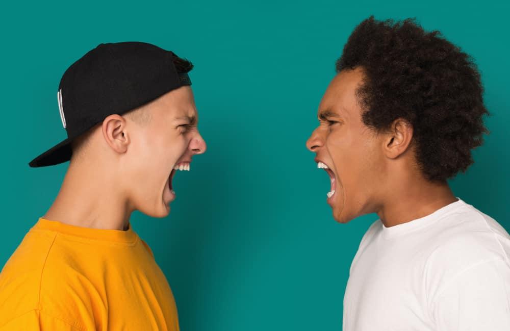 Intrapersonal Conflict Versus Interpersonal Conflict