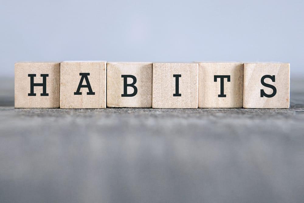 Mindfulness for habits